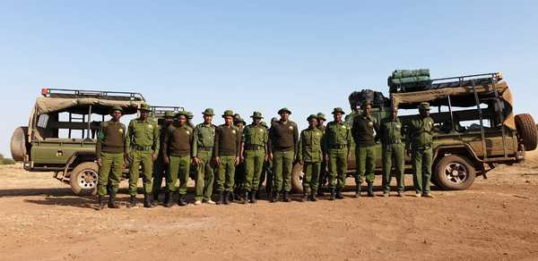 Kenya and Tanzania cross-border wildlife security patrols: Combating wildlife crime in trans-frontier conservation areas